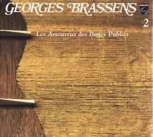 Georges brassens les amoureux des bancs publics uabab - Les amoureux des bancs publics brassens ...