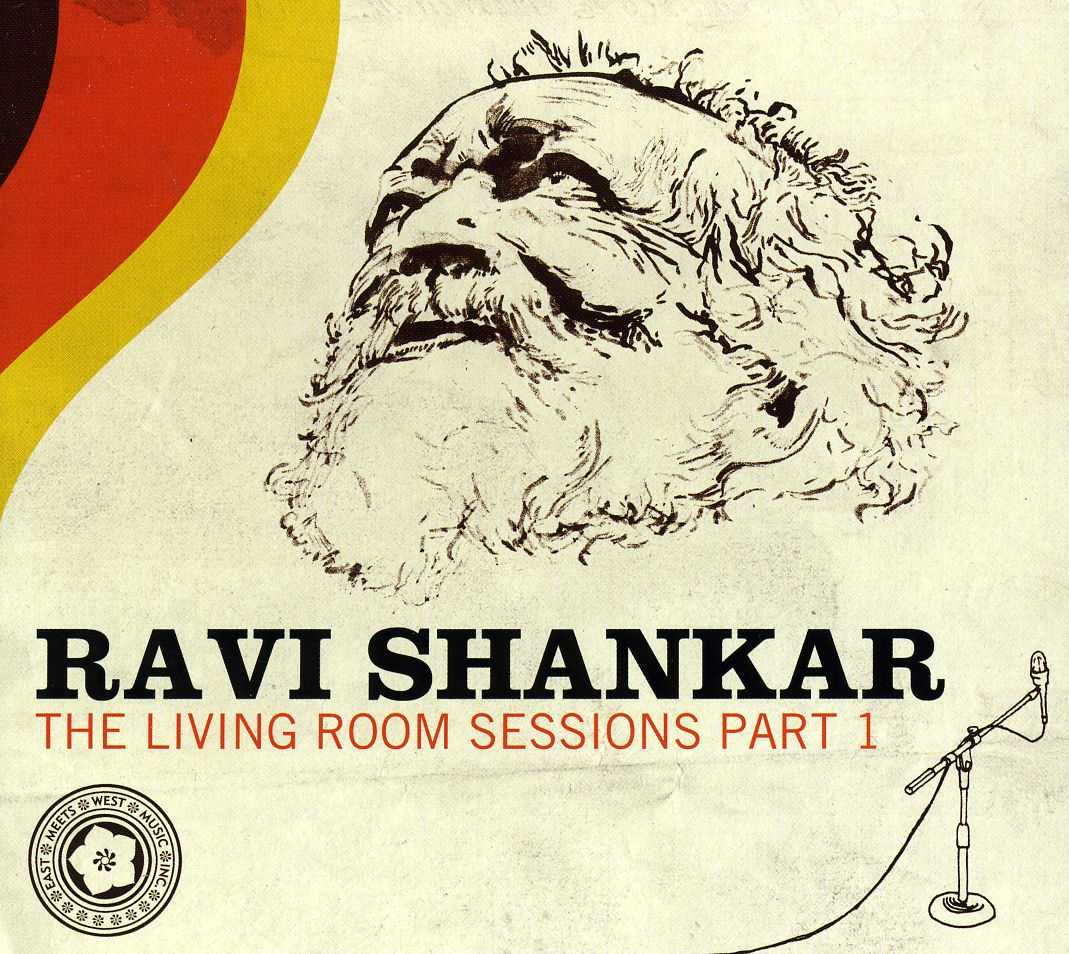 Ravi shankar the living room sessions part 1 uabab for Living room yoga sessions