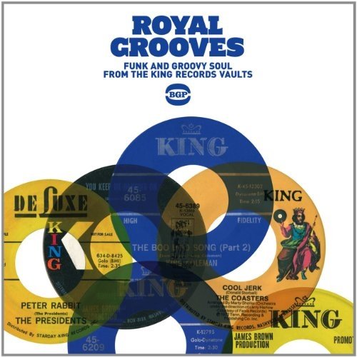 Various - Groovy Grooves EP