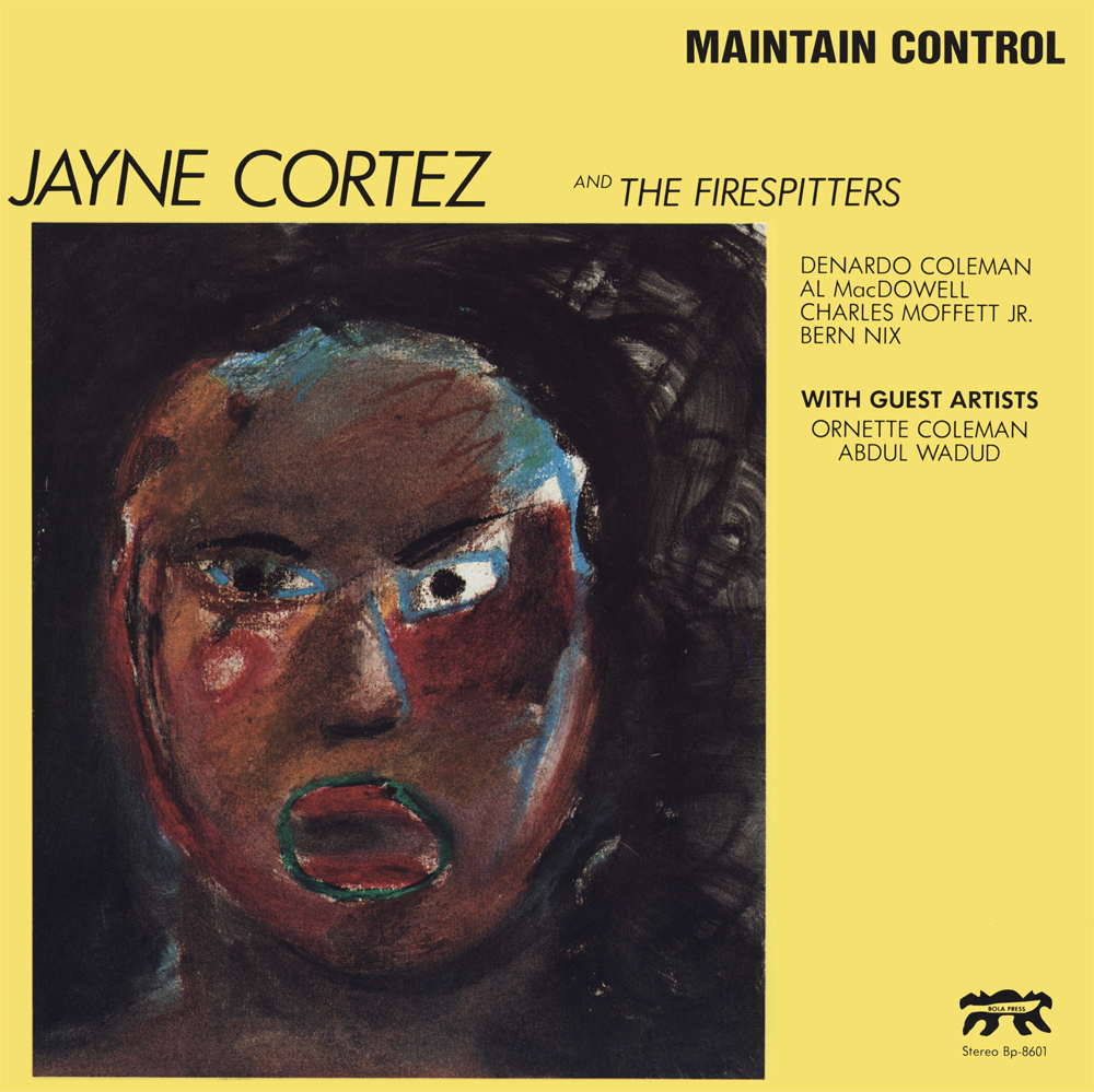 jayne cortez and the firespitters maintain control in a relationship