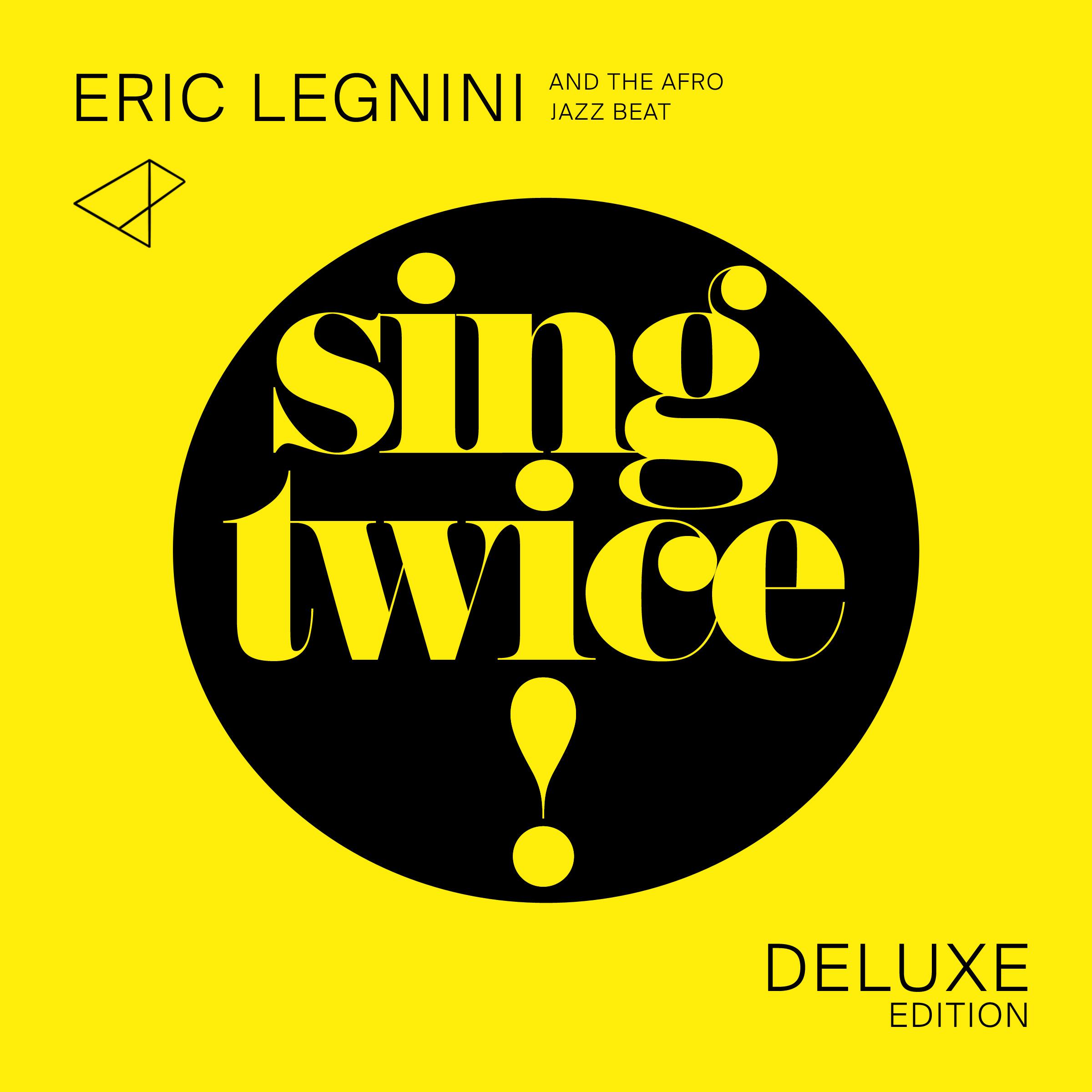 1e5ea9b0b69 Eric Legnini And The Afro Jazz Beat Swing Twice! (Discograph
