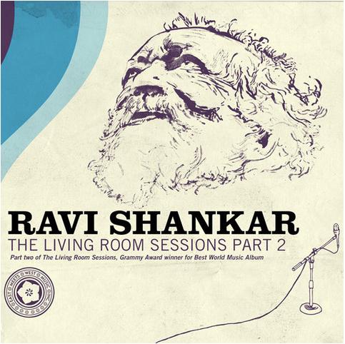 Ravi Shankar The Living Room Sessions Part