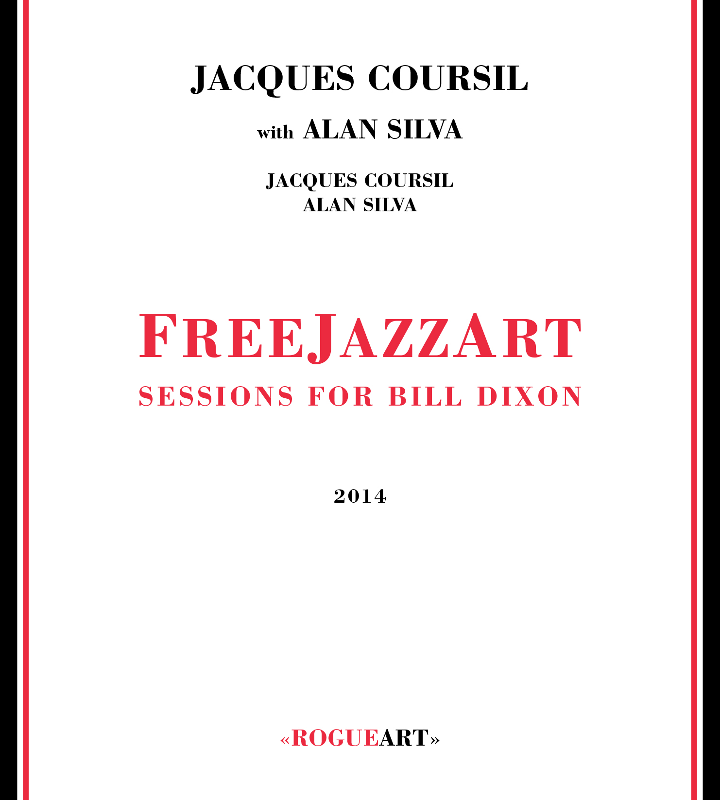 Circuito Jackson Rees : Jacques coursil with alan silva freejazzart u2013 sessions for bill