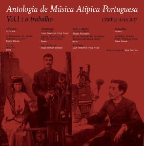 Antologia De Música Atípica Portuguesa Vol. 1