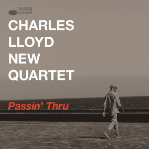 Cover Charles Lloyd New Quartet
