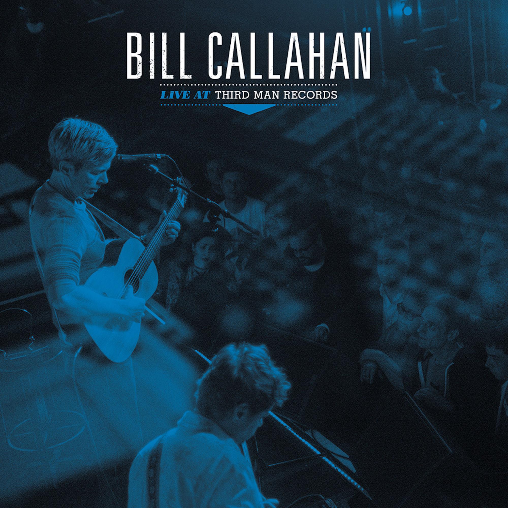Bill Callahan Live at Third Man Records |